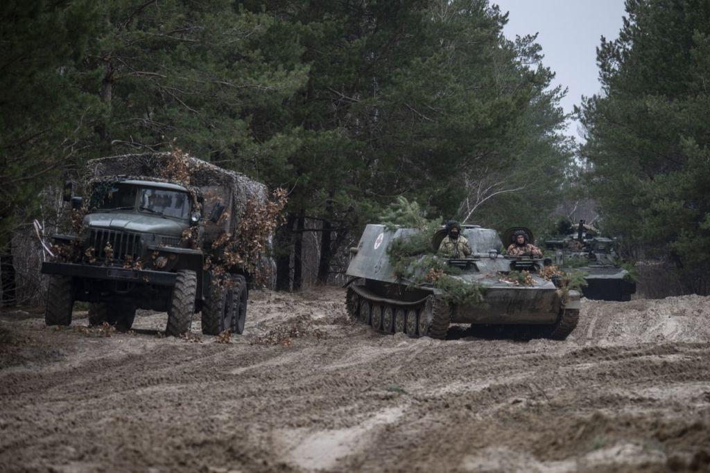 Украина вырыла на границе с Россией 400 км противотанковых рвов