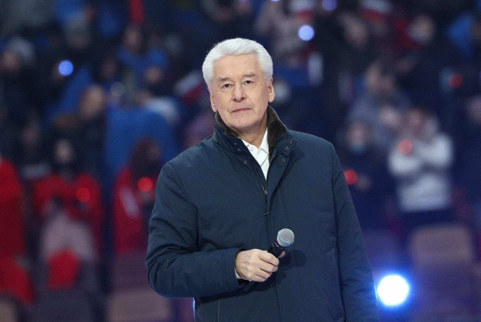 Собянин продлил ограничительные меры до 29 июня