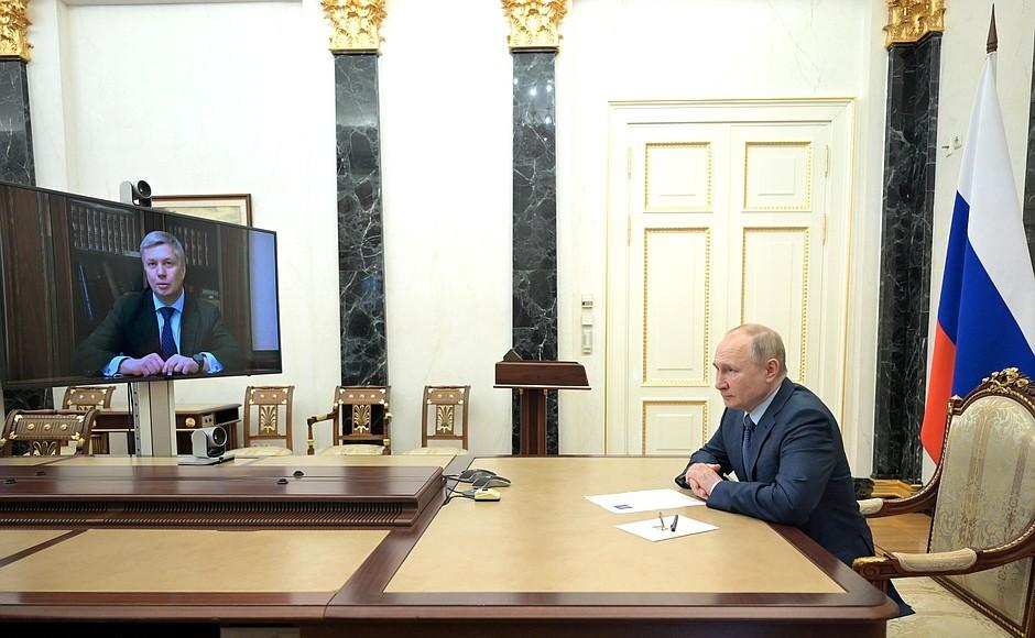 Врио губернатора отправил в отставку правительство Ульяновской области