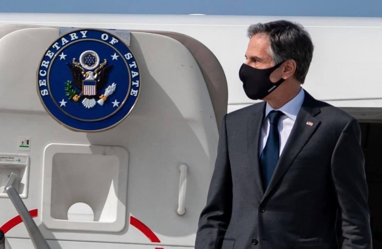 Блинкен: США выступают против Северного потока-2