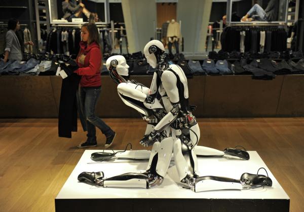 В пику Маску: Человекоподобного робота создают в Подмосковье
