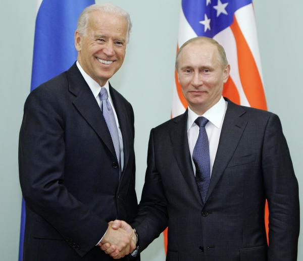 Белый дом назвал темы встречи Путина и Байдена