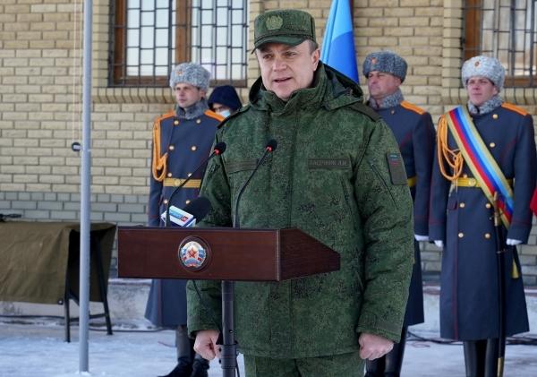 Глава ЛНР прервал визит в Россию из-за нападения диверсантов на пост ополченцев