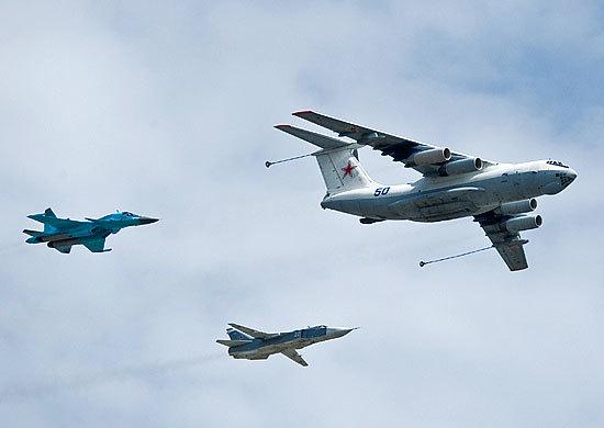 Минобороны Дании заявило о нарушении границ страны самолетами РФ
