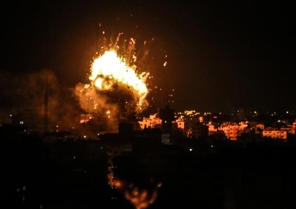 ХАМАС нанес удар по химзаводу в Израиле