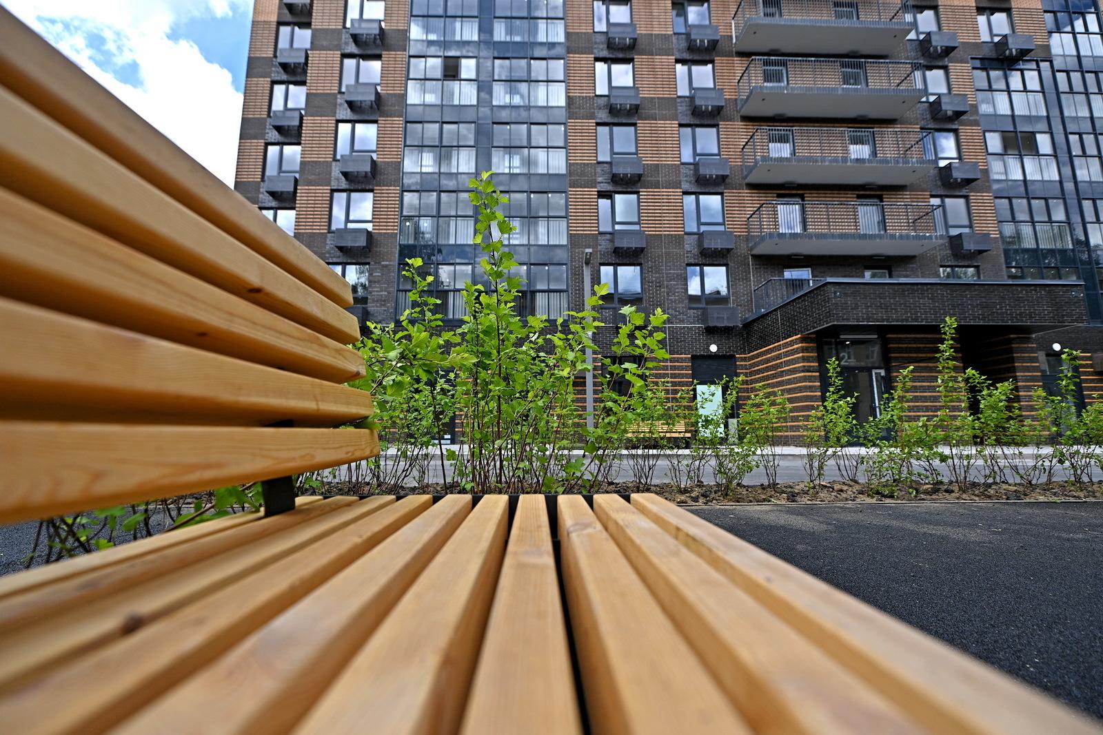 В Москве более 20 домов по реновации передадут под заселение до конца года