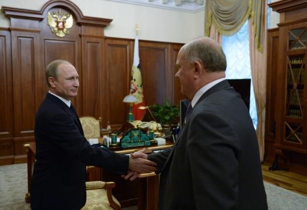 Держать ухо востро! Зюганов дал совет Путину перед встречей с Байденом