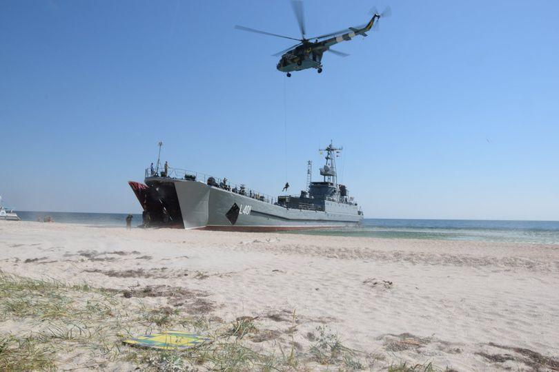 Минобороны РФ уличило НАТО в поставках оружия Украине под прикрытием манёвров