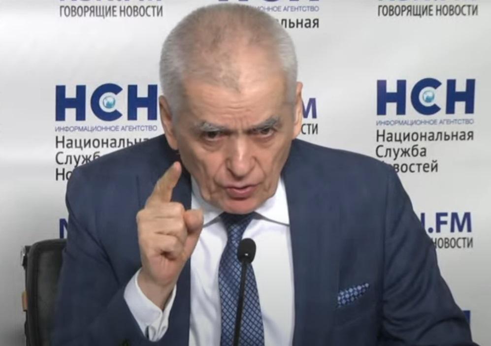 Онищенко раскритиковал российских туристов за отдых в Турции