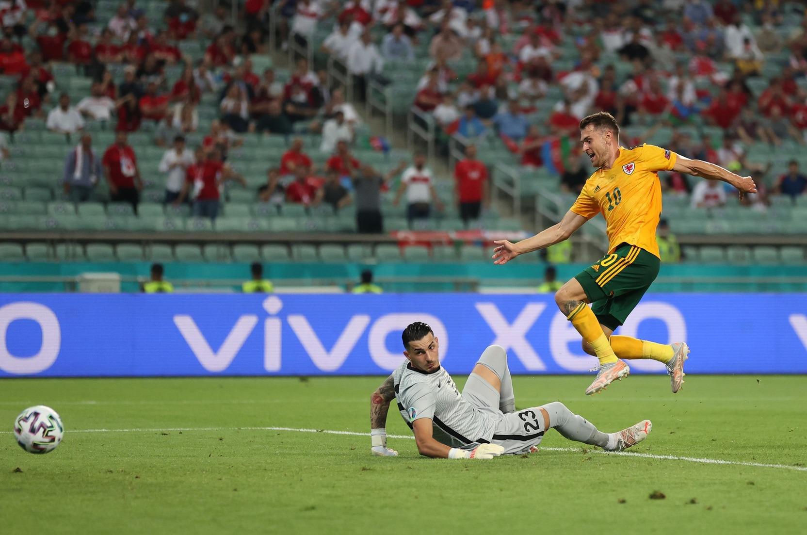 Сборная Уэльса обыграла Турцию в матче Евро-2020
