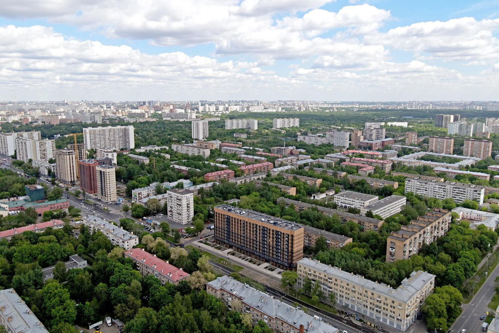 Андрей Бочкарёв: Программа реновации реализуется в 52 районах Москвы