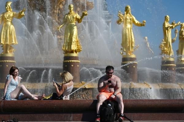 В Москве продлили оранжевый уровень погодной опасности