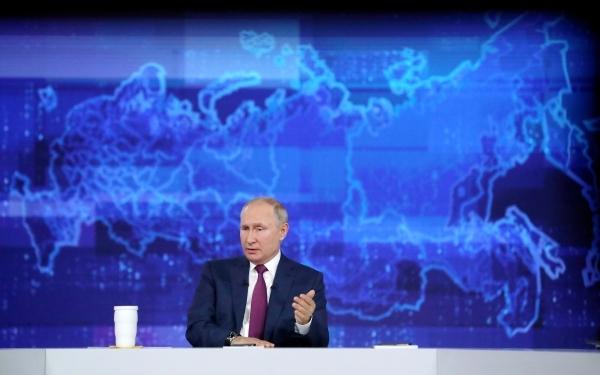 Главы трех российских регионов проведут прямые линии после рекомендации Путина