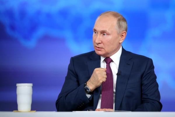 Путин заявил о необходимости решить экологические проблемы Кузбасса