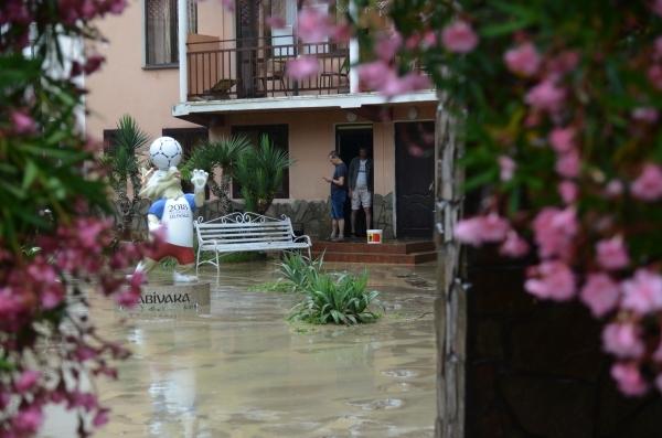 Пострадавшим от подтоплений жителям Краснодарского края выплатят 445 млн рублей