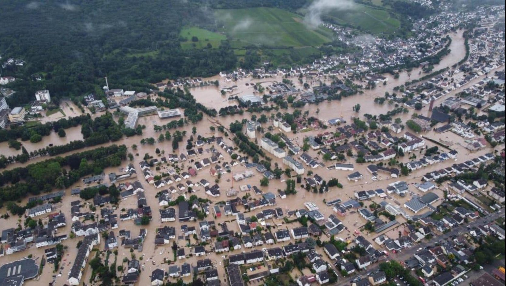 В центральной Мексике эвакуированы более 2,4 тысяч человек из-за наводнения