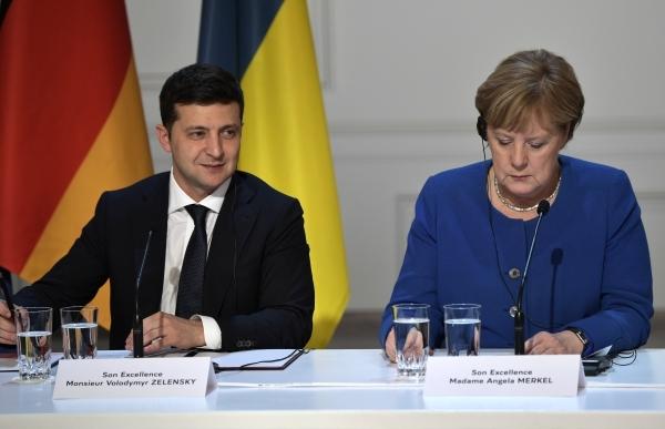 Политолог: Зеленский оскорбил Макрона и Меркель