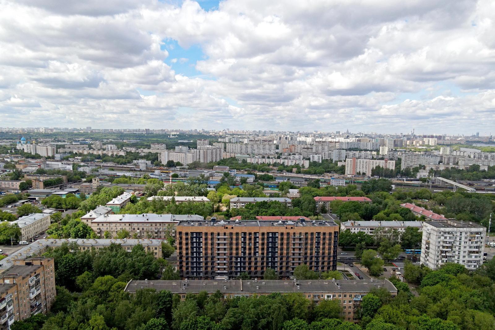 Бочкарёв: Более трехсот домов проектируется и строится по программе реновации в Москве