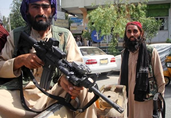 Талибы заявили об установлении полного контроля над Афганистаном