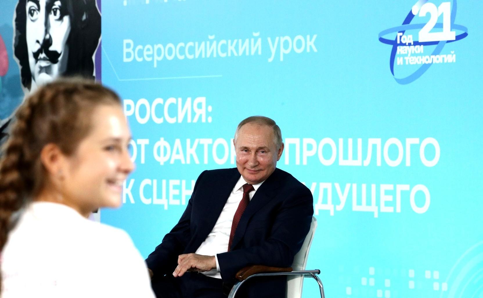 Врач поддержал уход Путина на самоизоляцию