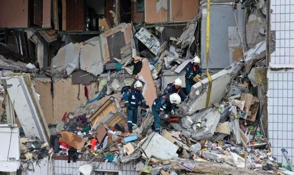Задержан глава обслуживающей компании после взрыва дома в Ногинске