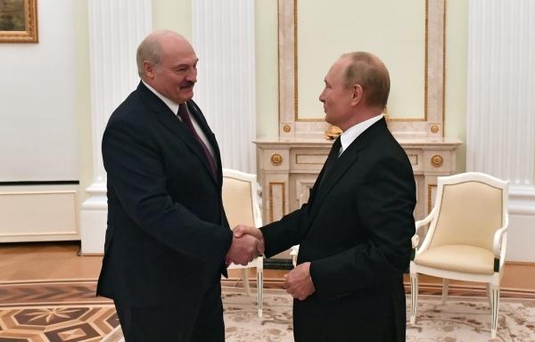 Главные темы переговоров Путина и Лукашенко