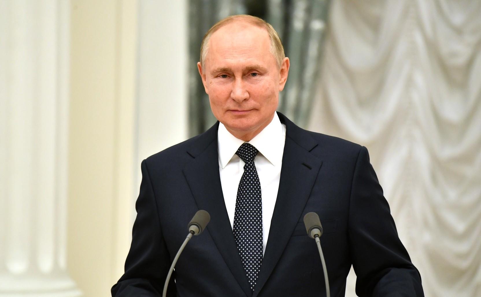 Путин рассказал о сотрудничестве России и Германии в международных вопросах