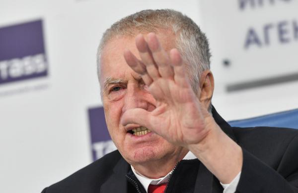 Жириновский раскритиковал слова Эрдогана о горстке победителей