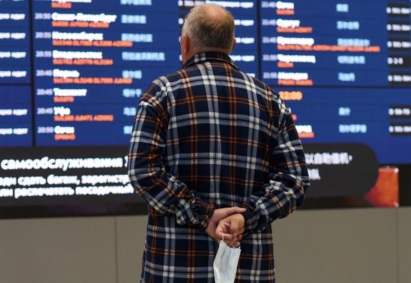 Возобновление авиасообщения может привести к росту заболеваемости коронавирусом в РФ