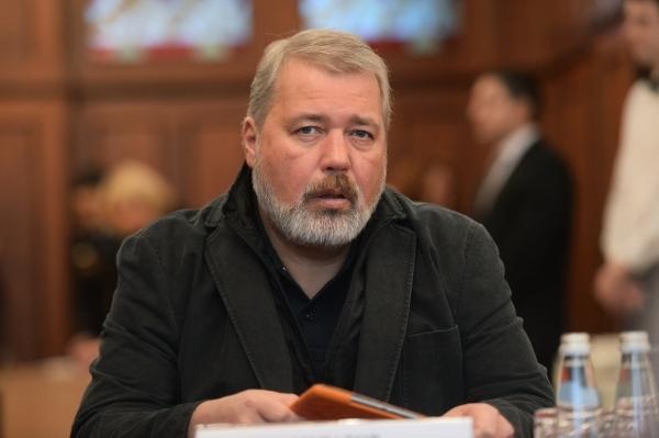 Муратов ответил на вопрос о возможных политических планах