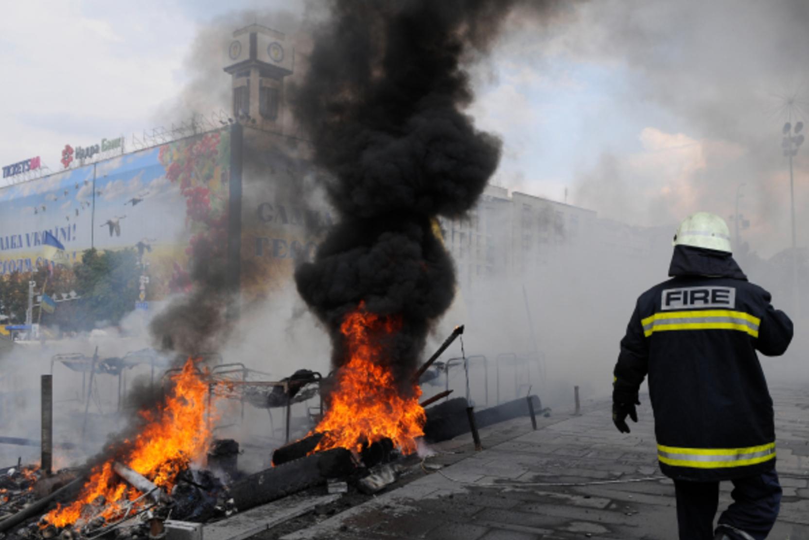 На Украине майдан назван ключевым моментом формирования страны