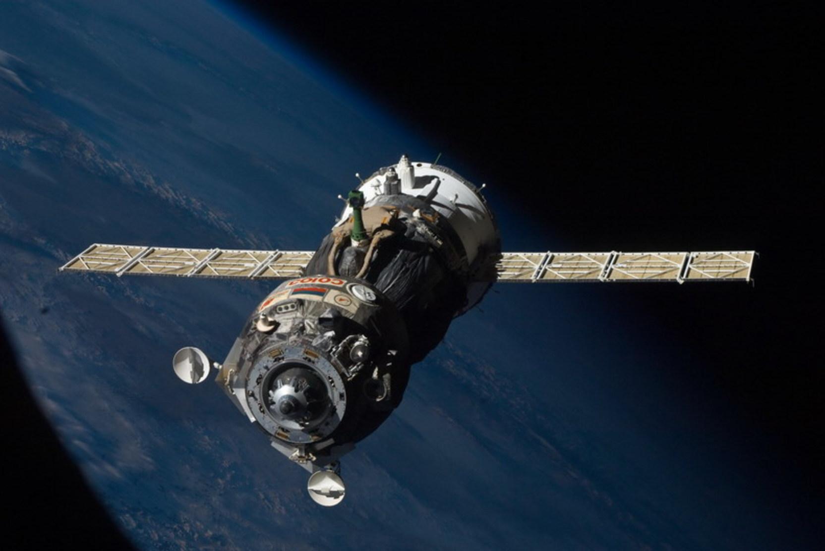 В Тихом океане затоплен Прогресс МС-14